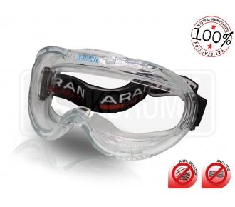 ARAN SAFETY GOGGLE (ANTI-FOG)