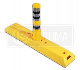 Delinatörlü Şerit Düzenleme Butonu Sarı/Sarı